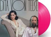 DITA VON TEESE Dita Von Teese Vinyl Record LP Record Makers 2018 Pink Vinyl